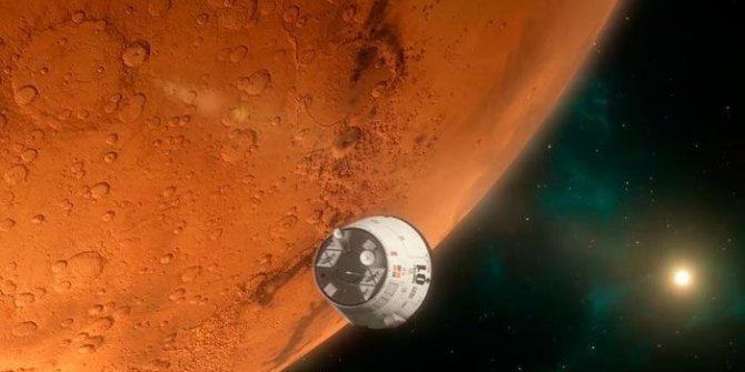 NASA Mars 2020 projesi: Türkiye'den rekor başvuru (NASA 2020 Mars b