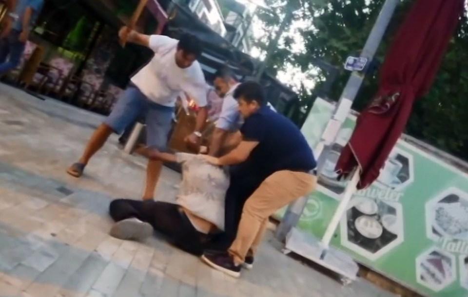 Coplu sopalı öldüresiye dayak! Antalya'da dehşet 1