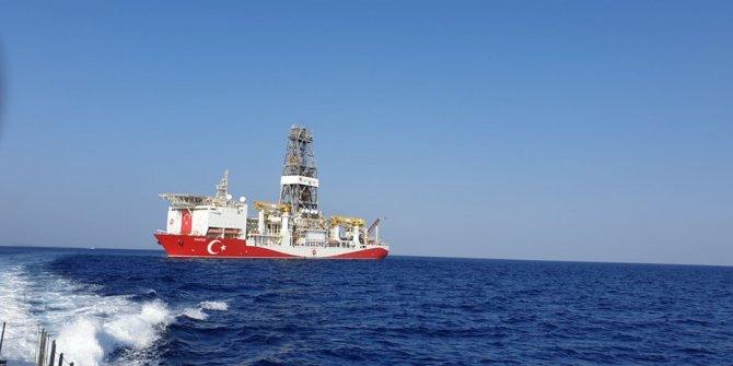 Bakan açıkladı! 'Yavuz' Doğu Akdeniz'de sondaja başladı