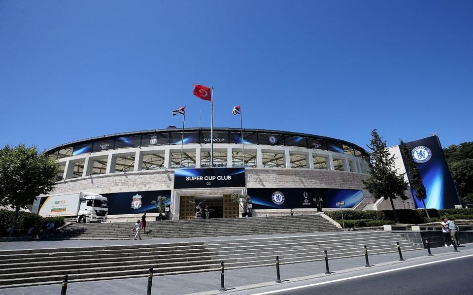 UEFA Süper Kupa finali için İstanbul'a geliyorlar 1
