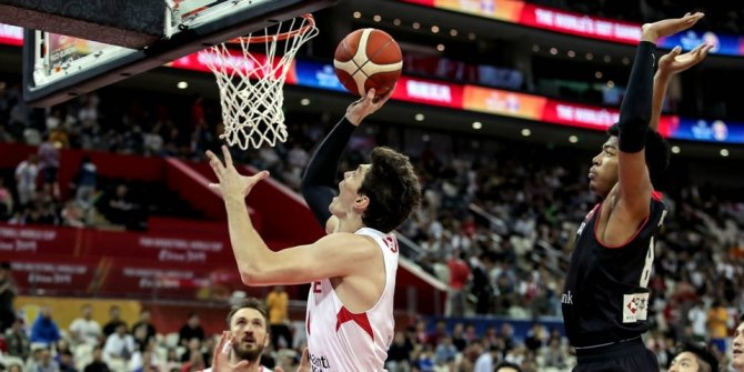 Türkiye ABD basketbol maçı hangi kanalda, saat kaçta? (FIBA 2019 Dünya K