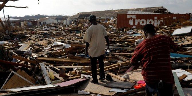 Bahamalar'daki Dorian Kasırgası'nın 5. günü