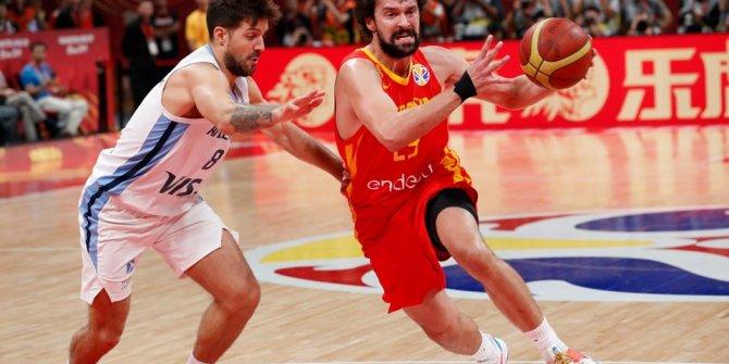 Arjantin - İspanya 2019 FIBA Dünya Kupası maçı