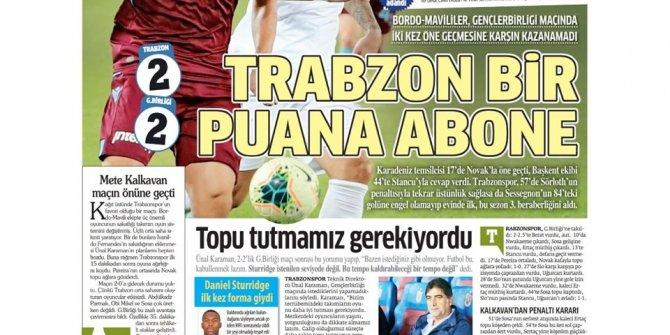 Günün spor manşetleri (16 Eylül 2019)