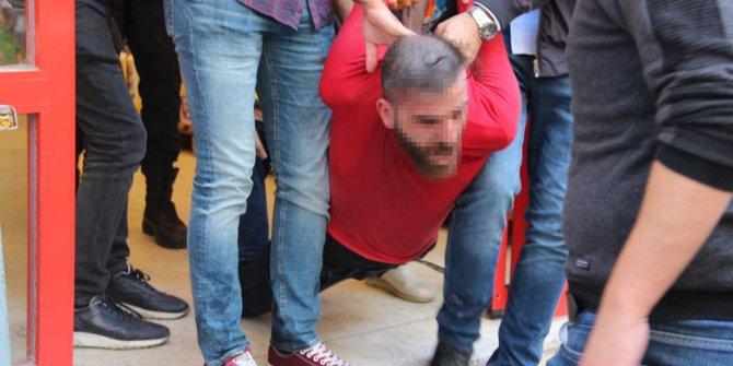 İstanbul'da şoke eden olay! Polise zor anlar yaşattı...