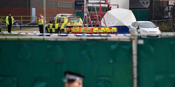 İngiltere'de bir TIR'da 39 ceset bulundu