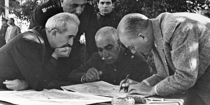 Mustafa Kemal Atatürk'ün ebediyete intikalinin 81. yılı (10 Kasım 1