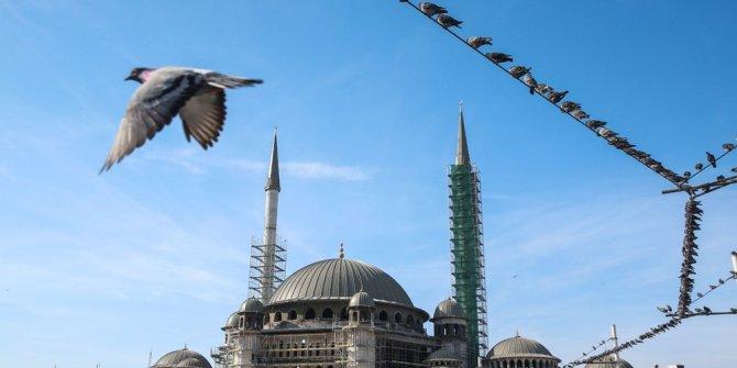 Taksim Cami'nin 2020'de açılması bekleniyor (Yeni görüntüler)