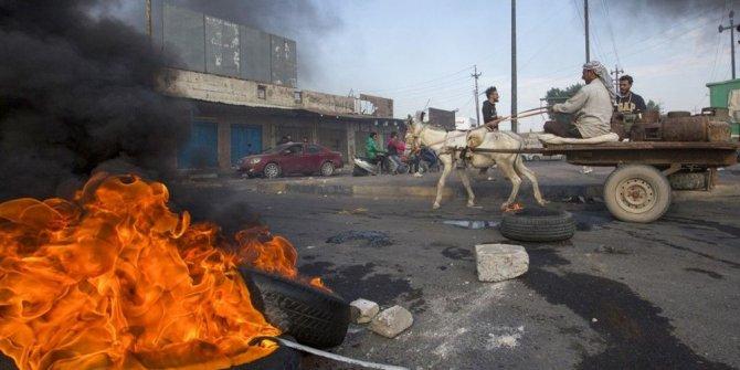 Irak'ta hükümet karşıtı gösteri: 2 ölü