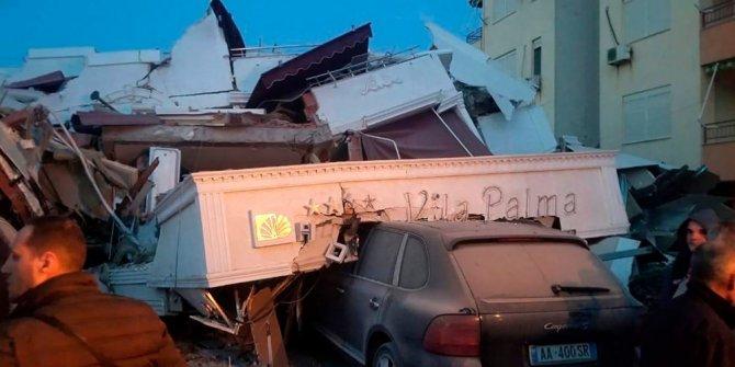 Arnavutluk'ta 6,4 büyüklüğünde deprem: 3 ölü