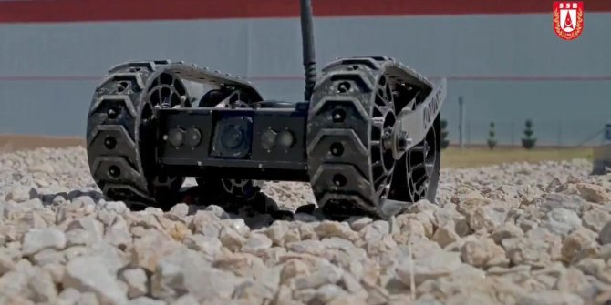 Milli İnsansız Kara Aracı prototipi geliştirildi