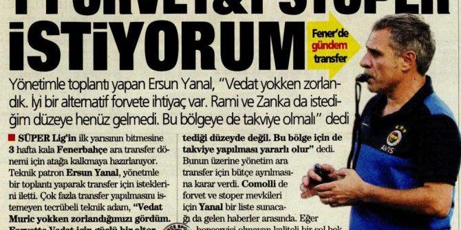 """Günün spor manşetleri (9 Aralık 2019) """"Kötü hakem, vasat oyun, iyi"""