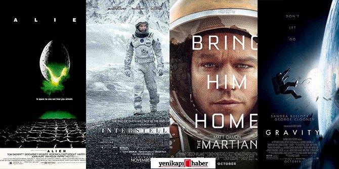 Mutlaka İzlenmesi Gereken 21 Uzay Filmi