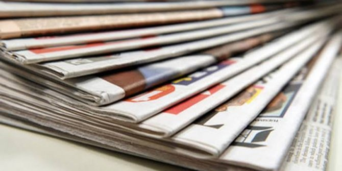 Gazeteler bugün ne yazdı? (11 Ocak 2020 Gazete manşetleri)