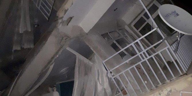Elazığ'da 6,8'lik deprem!Bölgeden ilk fotoğraflar