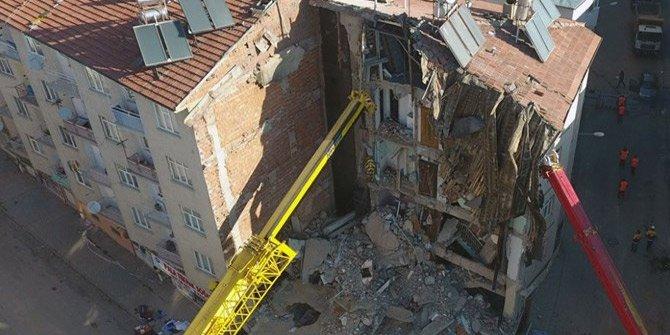 Elazığ deprem bölgesinden son görüntüler