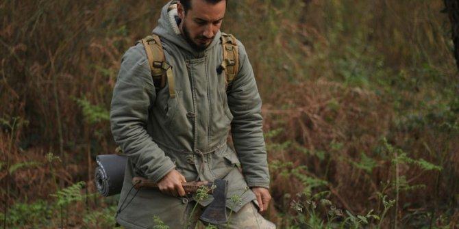 Türkiye'de adeta survivorı yaşayan gencin hayali Amazonlara gitmek