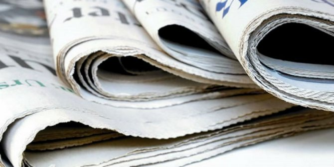 Gazeteler bugün ne yazdı? 31 Mart Gazete Manşetleri