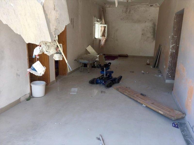 TSK, Libya'da milli teknolojiyle mayın temizliyor 1
