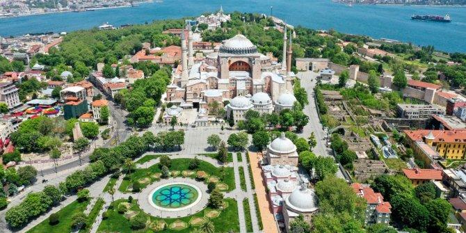 İstanbul'un fethinin sembolü: Ayasofya
