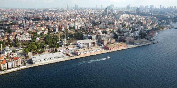 Rakamlarla Türkiye'nin dünyaya açılan yeni kapısı Galataport