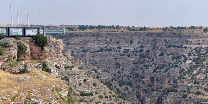 Dünyanın en uzun ikinci kanyonu: Uşak Ulubey Kanyonu
