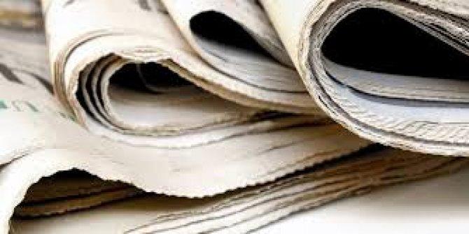 Gazeteler bugün ne yazdı? 2 Eylül Gazete Manşetleri