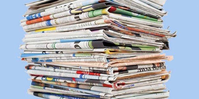 Günün Gazete Manşetleri (12 Eylül 2020)