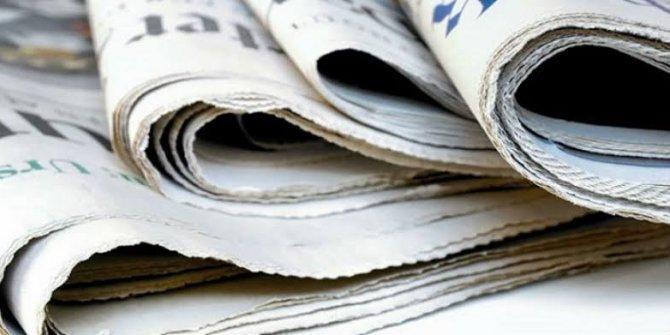 Günün  Gazete Manşetleri 15 Eylül 2020