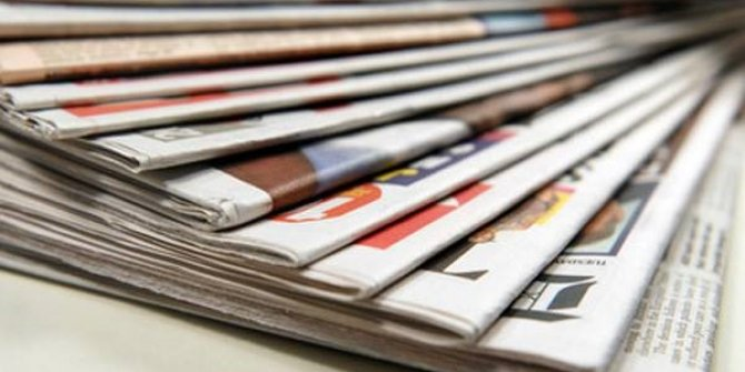 Günün Gazete Manşetleri 15 Ocak 2021 Gazeteler Ne Diyor?