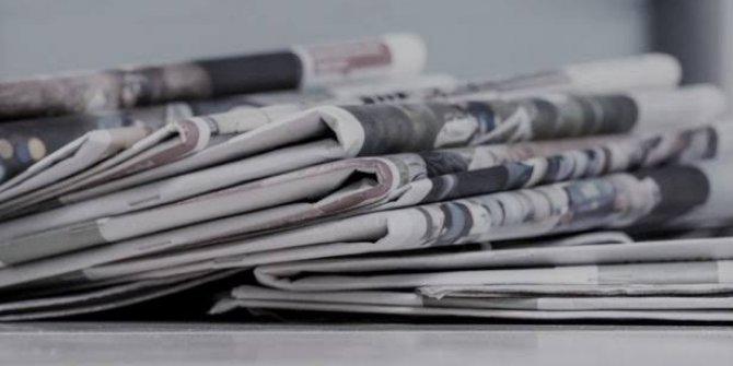Günün Gazete Manşetleri 16 Nisan 2021 Gazeteler Ne Diyor?