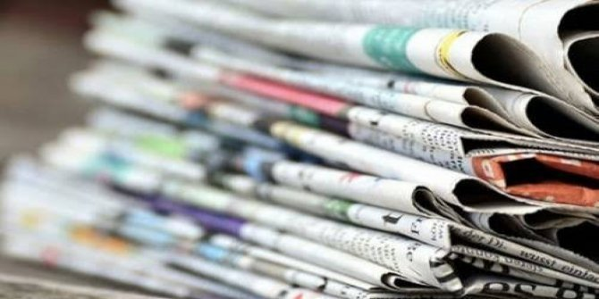 Günün Gazete Manşetleri  9 Haziran 2021 Gazeteler Ne Diyor?