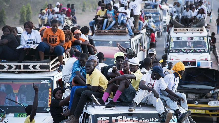 Gambiya'da 21 bin kişi AIDS hastası