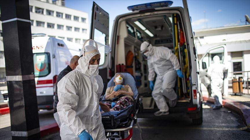 Türkiye'de Kovid-19'dan iyileşen hasta sayısı 256 bin 524 oldu