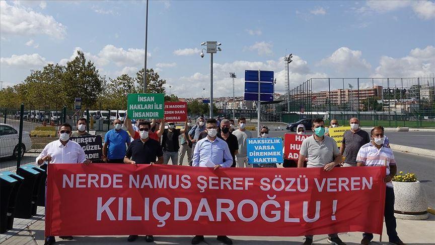 İBB iştiraklerinde işten çıkarılan işçiler CHP Genel Merkezine gidecek