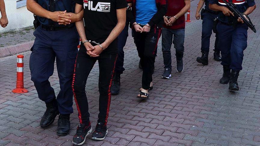 Samsun'da DEAŞ'a yönelik operasyonda gözaltına alınan 5 şüpheli sınır dışı edilecek