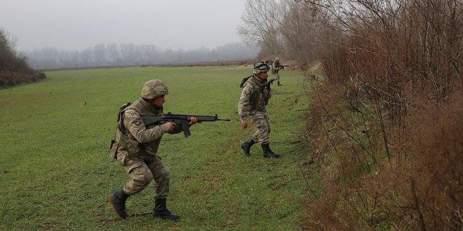Terör örgütü PKK şüphelisi sınırda yakalandı