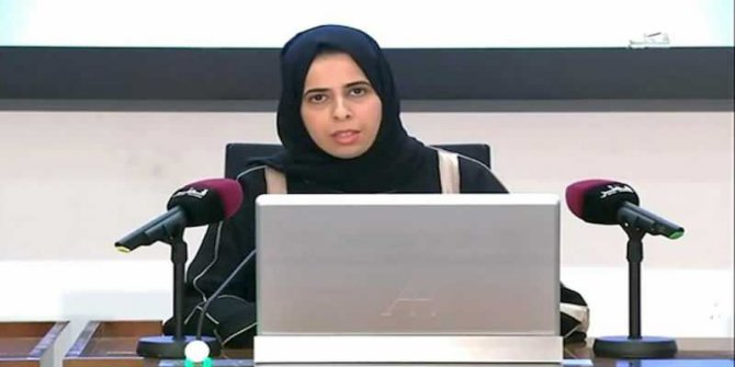 Katar İsrail'e resti çekti!