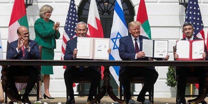 Tarihe geçen ihanet! Beyaz Saray'da imzalar atıldı...