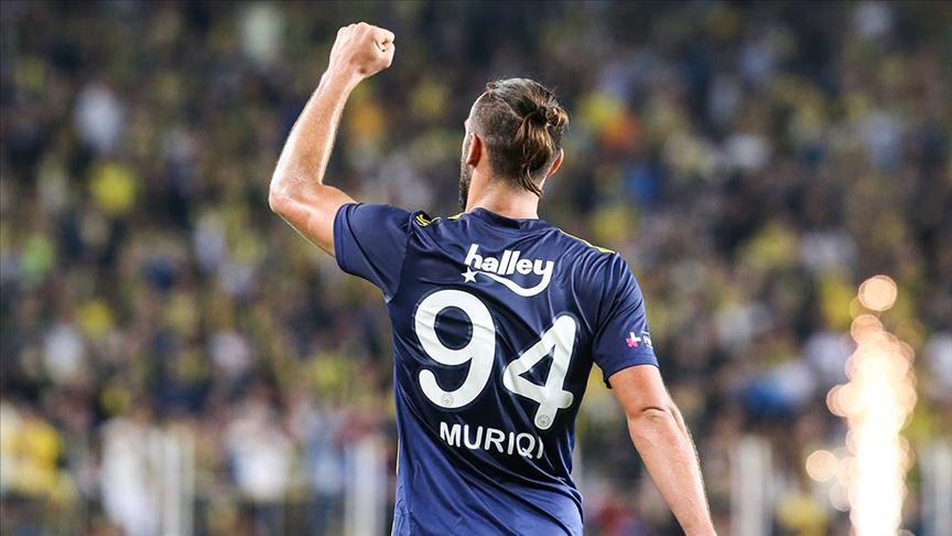 Vedat Muric'ten Fenerbahçe'ye veda mesajı