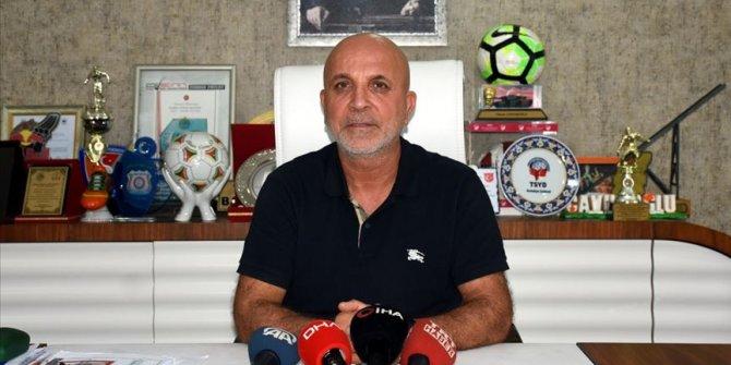 Alanyaspor'da hedef UEFA Avrupa Ligi'nde gruplara kalmak
