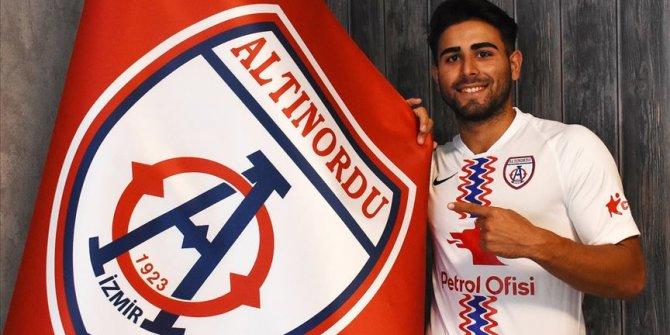 Altınordu, Beşiktaş'tan Oğuzhan Akgün'ü kiraladı