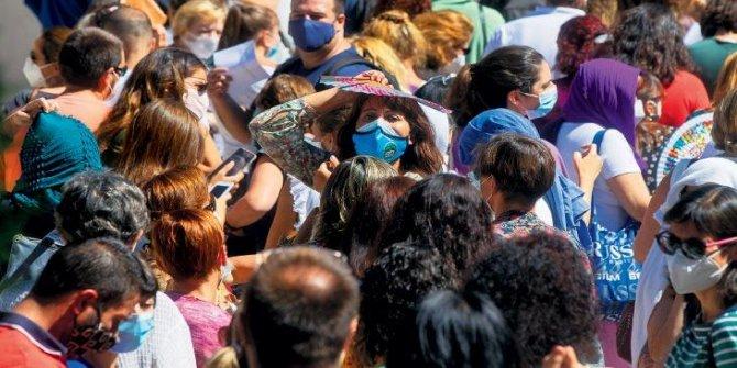 İspanya ve Portekiz'de covid-19 vakaları ve ölümler artıyor