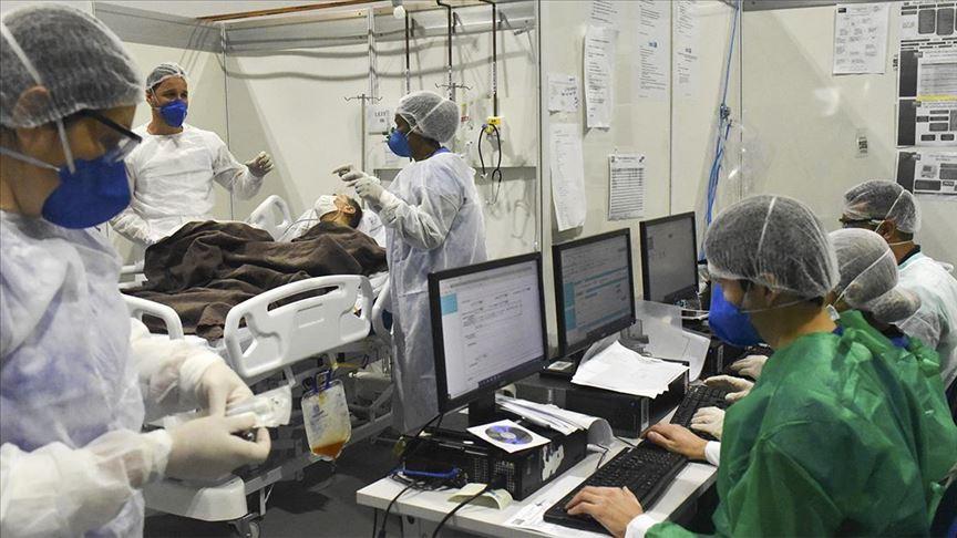 Dünya genelinde Kovid-19 tespit edilen kişi sayısı 30 milyon 53 bini aştı