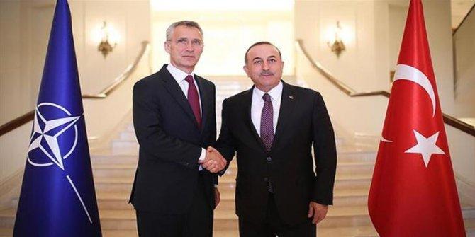 Bakan Çavuşoğlu'ndan NATO ile kritik Doğu Akdeniz görüşmesi