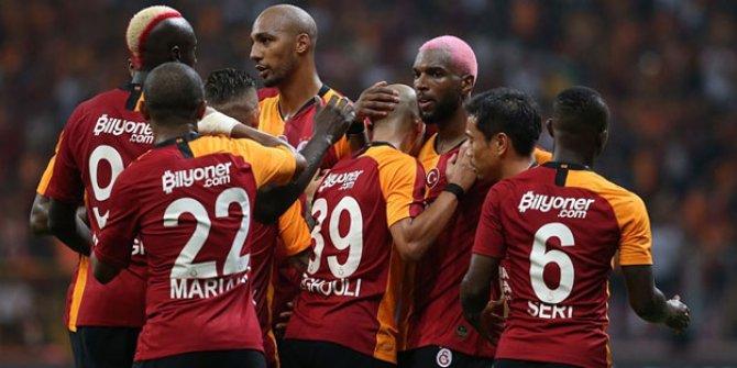 """Galatasaray, """"Qardaş""""tan zaferle döndü!"""