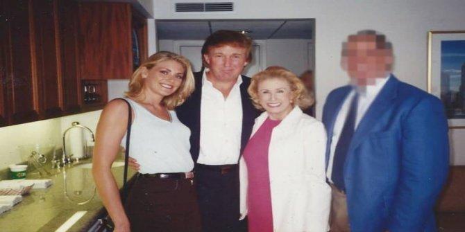 ABD Başkanı Trump'a cinsel taciz suçlaması!