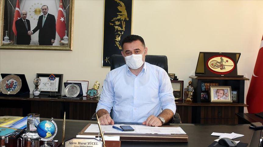 Kovid-19'u yenen Alanya Belediye Başkanı Yücel: Süreci yaşayan bilir!