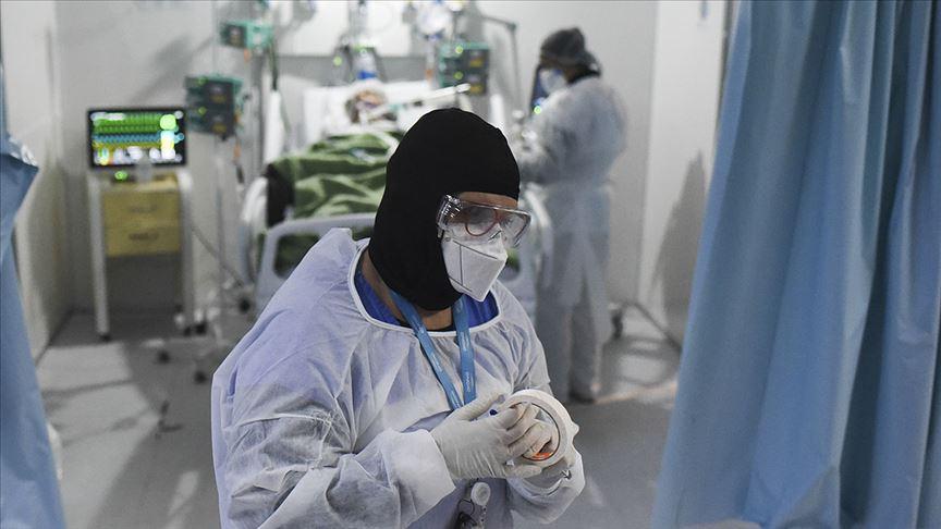 Dünyada Kovid-19'dan iyileşenlerin sayısı 22 milyonu geçti