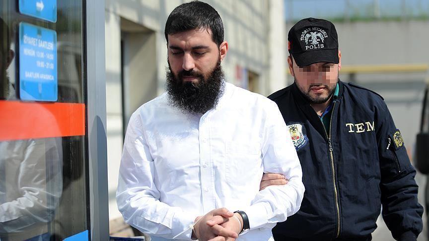 DEAŞ'ın sözde 'üst düzey yöneticisi' Bayancuk'a 12 yıl 6 ay hapis cezası